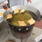 gnocco in frittura